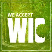 We Accept WIC